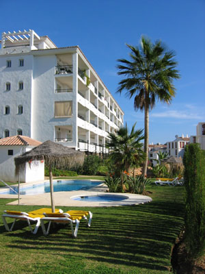 gran calahonda holiday apartment marbella