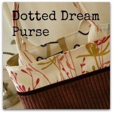 Dotted Dream Purse