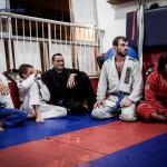 Strauch Academy jiu-jitsu students