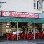The bakery and mini-market, the oldest and most traditional in Barra da Tijuca