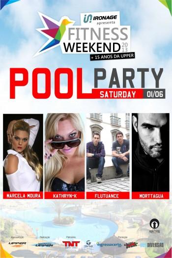 Angra dos Reis Pool Party