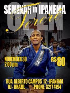 Fernando Terere Seminar Rio
