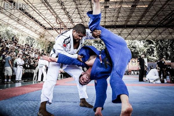 BJJ tournaments in Rio de Janeiro 2014
