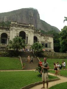 Exploring what Rio has to offer – the amazing Parque Lage