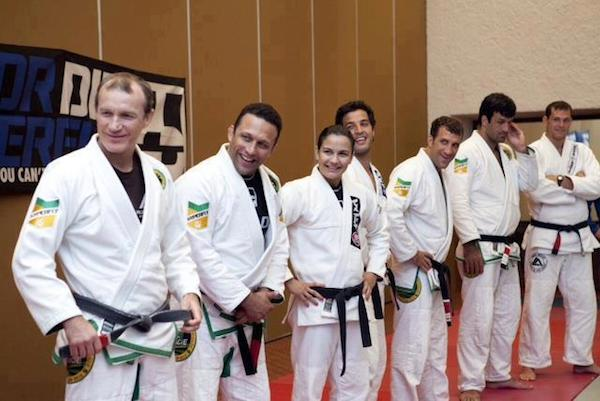 BJJ in Rio: The Gracie Connection
