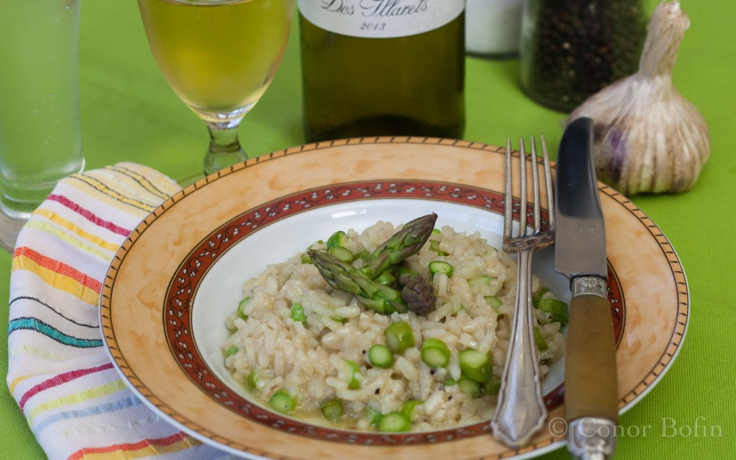 Asparagus Risotto (1 of 1)