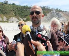 congresso nazionale dei geologi, i geologi spiegano i vulcani ai giornalisti