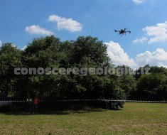 drone e fotogrammetria