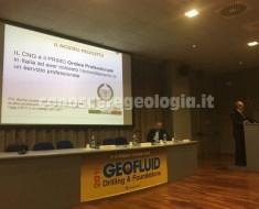 Convegno indagini geognostiche, geofluid 2016, Dr. Egidio Grasso