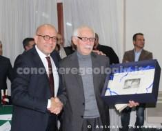 Premiazione dei Senatori dell'Ordine dei Geologi della Campania