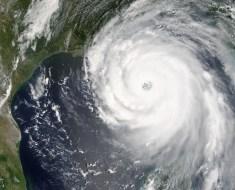 Uragano Katrina - Immagine della NASA