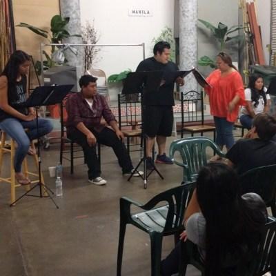 The Perfect American - Sinag-tala Kapihan Series (2016)