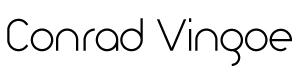 Conrad Vingoe logo