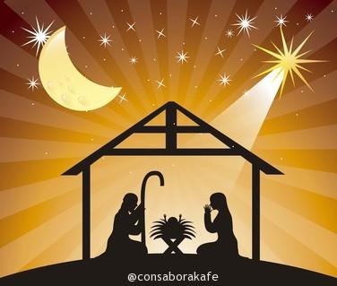 Celebrando la llegada de El Espíritu de Navidad