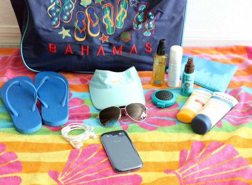 Qué llevo en mi bolso de playa