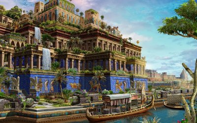 Becoming the Richest Man in Babylon
