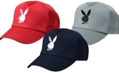 casquettes playboy