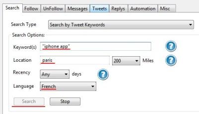 recherche tweetadder