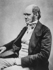 Charles Darwin, father of modern evolution