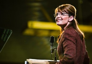 Sarah Palin speaks in Dover, NH