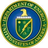DOE logo. Did the DOE improperly lend money to Solyndra under White House pressure?