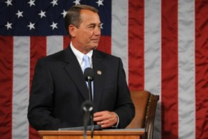 John Boehner, Speaker of the House: casualty of the Tea Party/Establishment War?