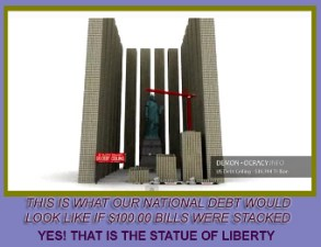 Talk about the fiscal cliff: What hypocrisy from those who built this mountain of debt!