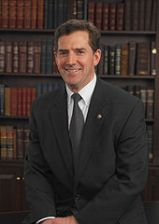 Senator Jim DeMint (R-SC), soon to be Jim DeMint, head of the Heritage Foundation
