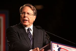 Wayne LaPierre, executive VP, NRA