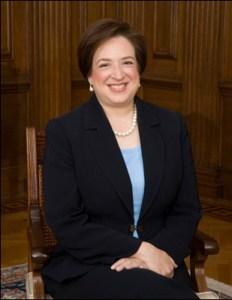 Ms. Justice Elena Kagan