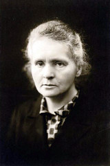 Marie Curie - not a Long Age advocate but one who paved the way.