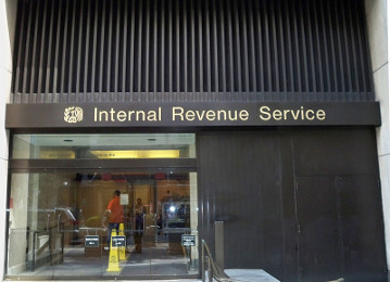 The IRS scandal is the tax code