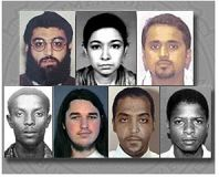 Are these the only faces of terrorism? Or does that face belong to the group that assembled these faces?