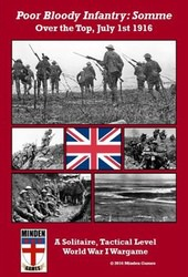 Poor Bloody Infantry: Somme (new from Minden Games)