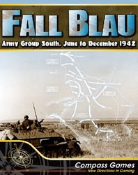 Fall Blau: Army Group South (new from Compass Games)