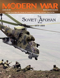 Modern War, Issue 26: Invasion Afghanistan (new from Decision Games)