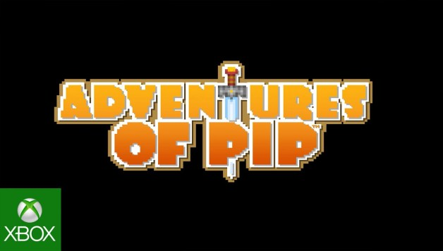 Adventures of Pip - GDC Trailer