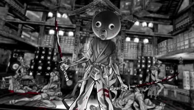 Afro Samurai 2: Revenge of Kuma - Official Reveal Trailer