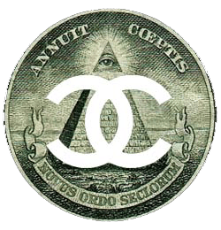 Illuminati Seal Chanel