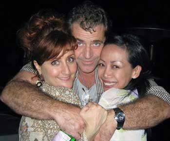 Mel Gibson Drunk