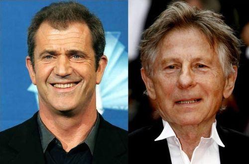 Mel Gibson Roman Polanski