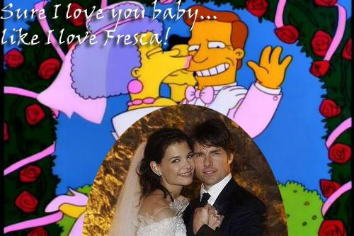 Tom Cruise Sham Marriage