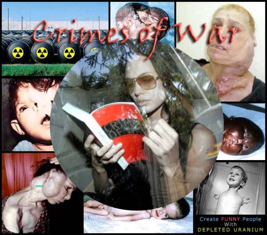 Angelina Jolie: Crimes of War