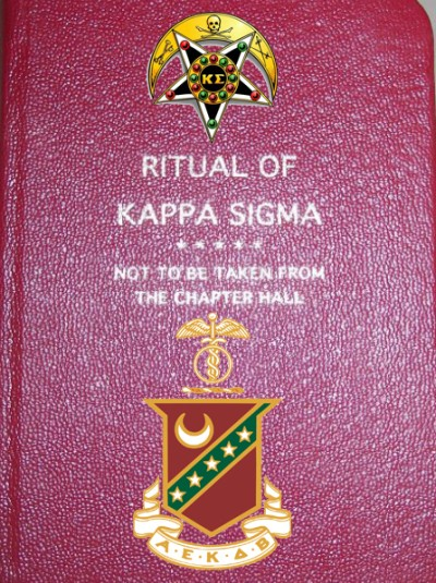 Ritual Book of Kappa Sigma