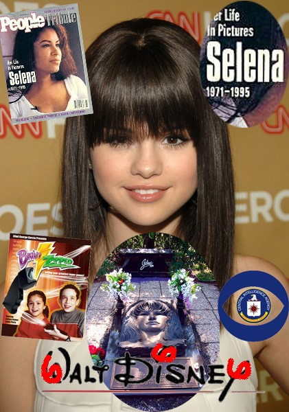 Selena Gomez: Brain Zapped