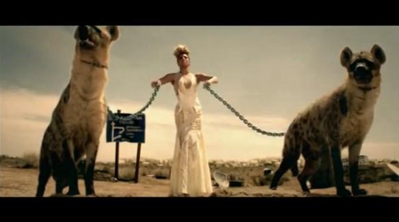 Beyonce Hyenas