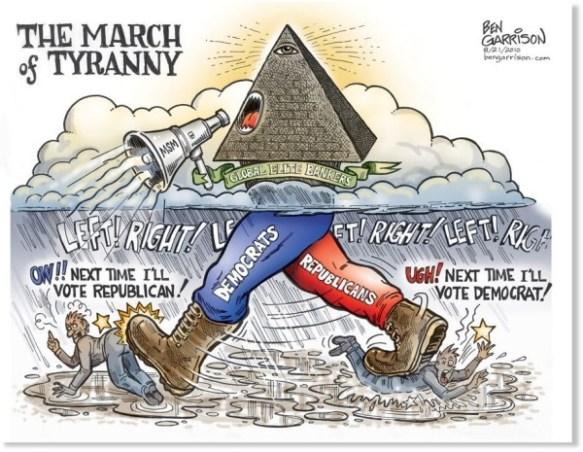 March of Tyranny - Far Left