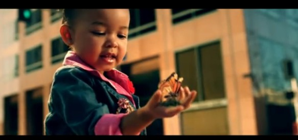 Willow Smith: Monarch Butterfly