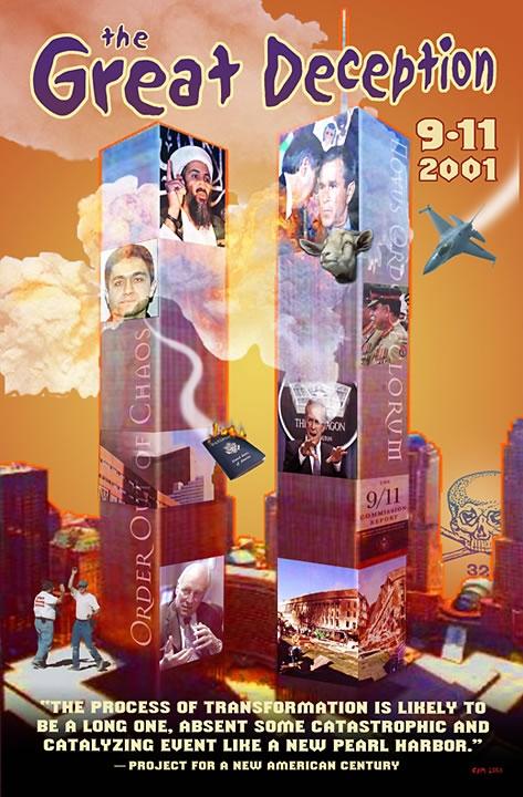 9/11 Great Deception