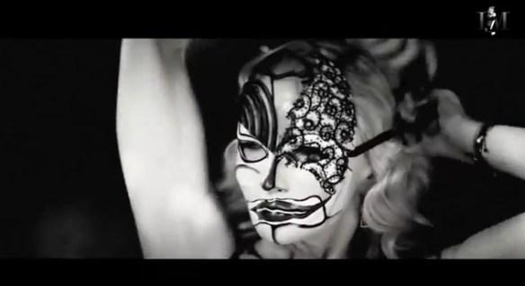 Madonna Mask